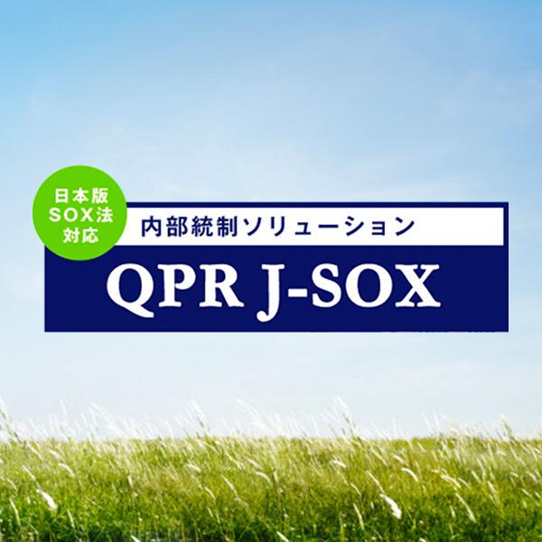 内部統制マネジメント QPR J-SOX