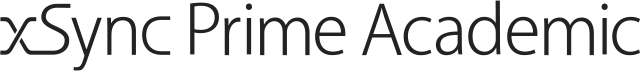 xSync Prime Academic(バイシンク プライム アカデミック)
